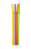 colorful straw royalty free stock images