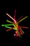 Colorful Straws Stock Photo