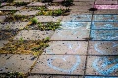 Colorful street art Royalty Free Stock Photos