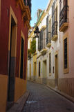 Colorful Street Cordoba Stock Photography