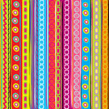 Colorful strip, abstract background Stock Photography