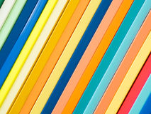 Colorful strip. Abstract colorful strip for background Stock Photos