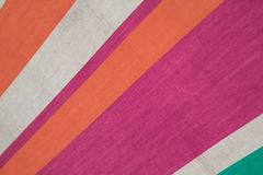 Stripe fabric texture use as background. Colorful stripe fabric texture use as background royalty free stock photography