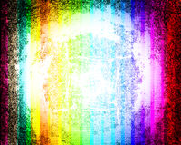 Colorful striped background Stock Photo