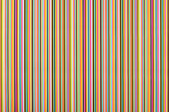 Colorful striped background Stock Photography