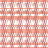 Colorful striped knitted background,  illustration Royalty Free Stock Photo
