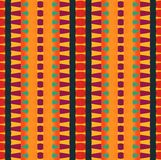 Colorful striped pattern_1. Colorful seamless pattern. Vector illustration. Perfect for wallpaper design, textile design or anyone another your design idea Stock Photography