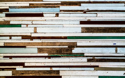 Colorful striped pattern wood texture Royalty Free Stock Image