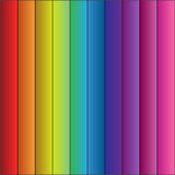 Colorful Striped Raindow Background. Vector Eps10 Stock Image