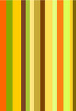 Colorful stripes Stock Image
