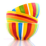 Colorful stripes Royalty Free Stock Images