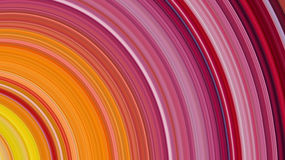 Colorful stripes abstract background, stretched pixels effect. Mesh vector illustration