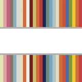 Colorful stripes background Royalty Free Stock Photos
