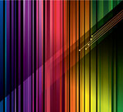 Colorful stripes background Stock Photo