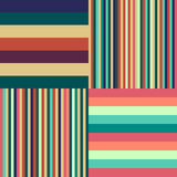 Colorful stripes background. Royalty Free Stock Photo
