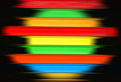 Colorful stripes Royalty Free Stock Photo