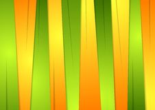 Colorful stripes vector background Stock Photo