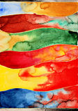 Colorful stripes. Royalty Free Stock Photography