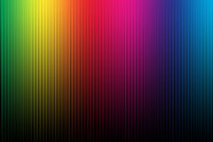 Colorful stripped background Royalty Free Stock Image