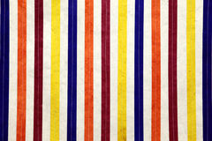 Colorful stripy lines. Detail of colorful stripy lines royalty free stock image