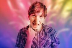 Colorful successful life Stock Photo