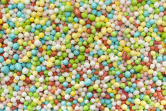 Colorful sugar balls Stock Photos