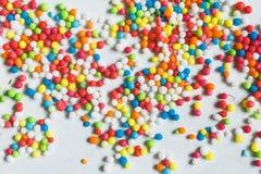 Colorful Sugar Balls Royalty Free Stock Image
