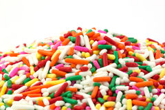 Colorful sugar royalty free stock images