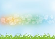 Colorful summer background Stock Photos