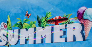 Colorful summer Stock Photos