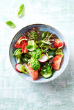 Colorful Summer Salad Stock Photo