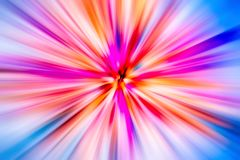Colorful sunburst   abstract fun ,party   background Stock Photos