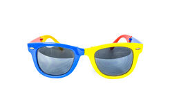 Colorful sunglasses Royalty Free Stock Photos