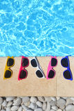 Colorful sunglasses Stock Image