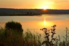 Colorful sunrise Royalty Free Stock Image