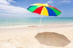 Colorful sunshade Stock Photos