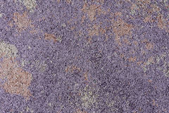 Colorful surface as background - violet, pink, grey stains Royalty Free Stock Image