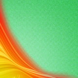 Colorful swath abstract Stock Images