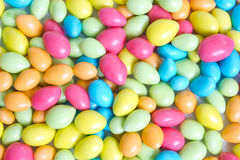 Colorful sweet candies Royalty Free Stock Image