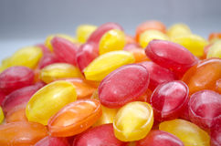 Colorful sweet candy Stock Image