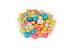 Colorful sweet dragees Royalty Free Stock Image