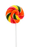 Colorful Sweet Lollipop For Children Royalty Free Stock Photo