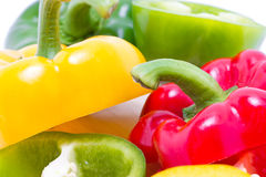 Colorful Sweet Peppers. Stock Image