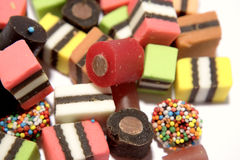 Free Colorful Sweets Royalty Free Stock Image - 6872506