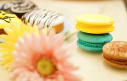 COlorful sweets royalty free stock images