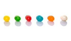 Colorful Sweets VII Stock Photos