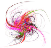 Colorful swirl Royalty Free Stock Images
