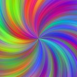 Colorful swirl Royalty Free Stock Photos