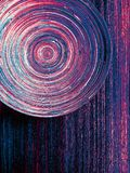 Swirl circle abstract colorful royalty free stock photos