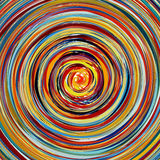 Colorful swirling background. Abstract colorful swirling background vector Royalty Free Stock Photography